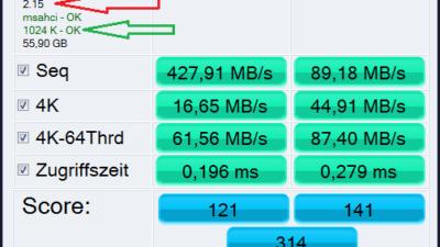 Установка и настройка SSD